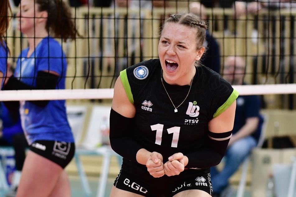 Neu beim DSC: Maja Storck (21).