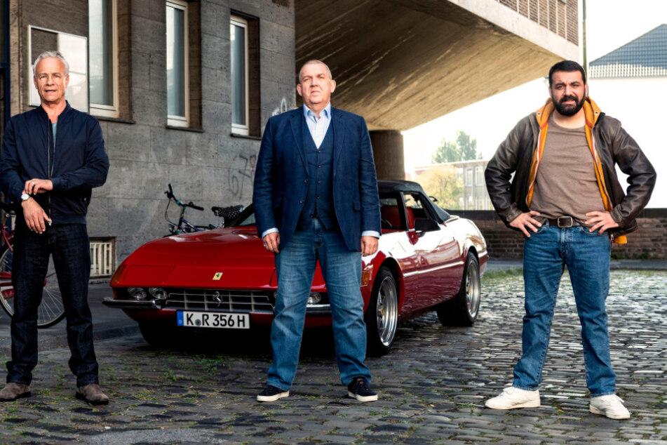 """""""Tatort"""" Köln: Ballauf und Schenk jagen einen Serienmörder"""