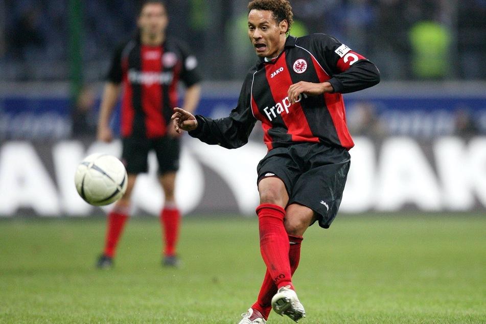 Jermaine Jones (38) kickte 2007, im zarten Alter von 25 noch im Dress von Eintracht Frankfurt.