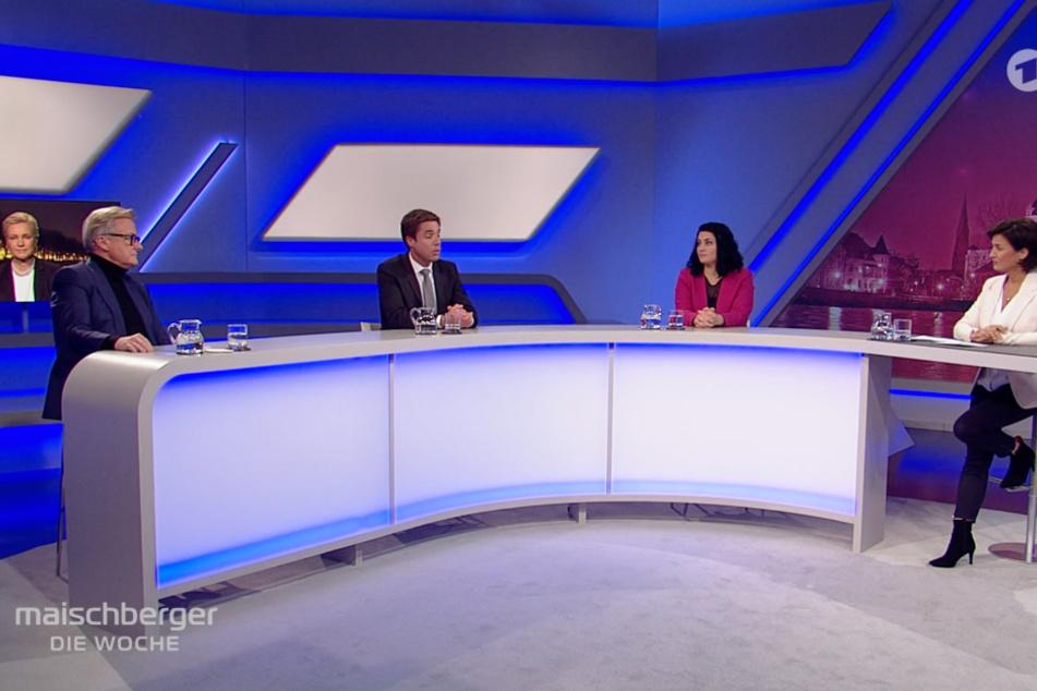 """""""Maischberger"""": Verbal-Attacke auf Markus Söder!"""