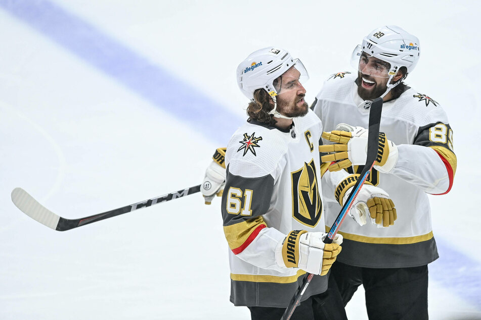NHL Playoffs: Vegas takes Game 1 and finally snaps Montreal's playoff winning streak