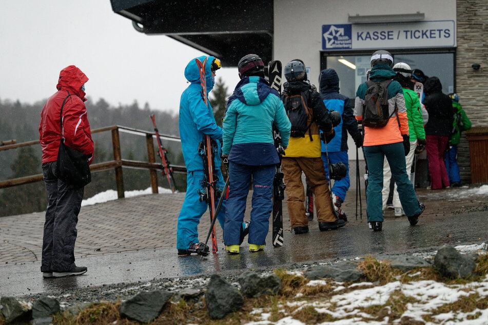 Ski-Saison in Winterberg dauert an: Pistenspaß so spät wie selten