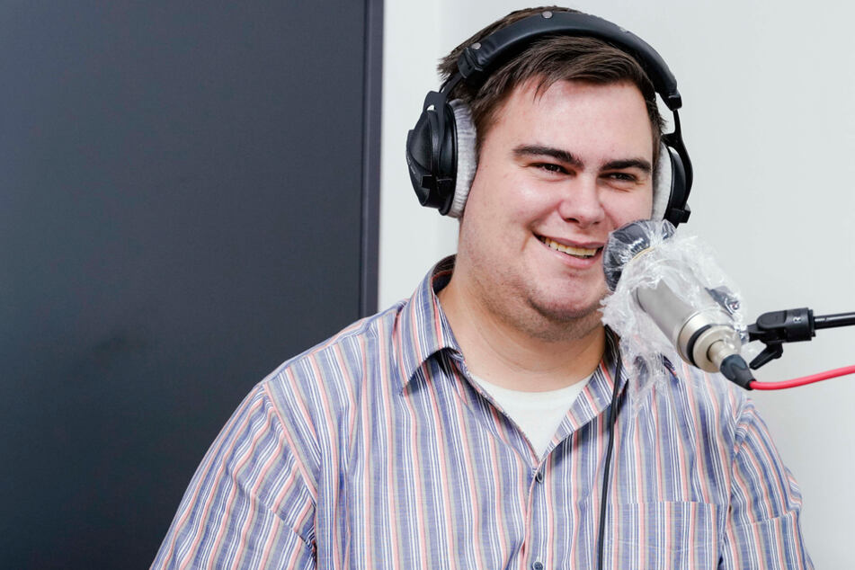 Podcast als Stotterer: Sebastian Koch spricht über sein Handicap