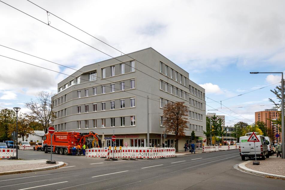 Über 2,7 Millionen Euro wurden in den Bau des Hospizes investiert.