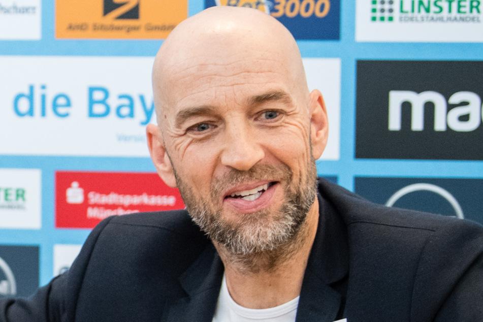 Günther Gorenzel (48) ist in der Sportarena zu Gast.