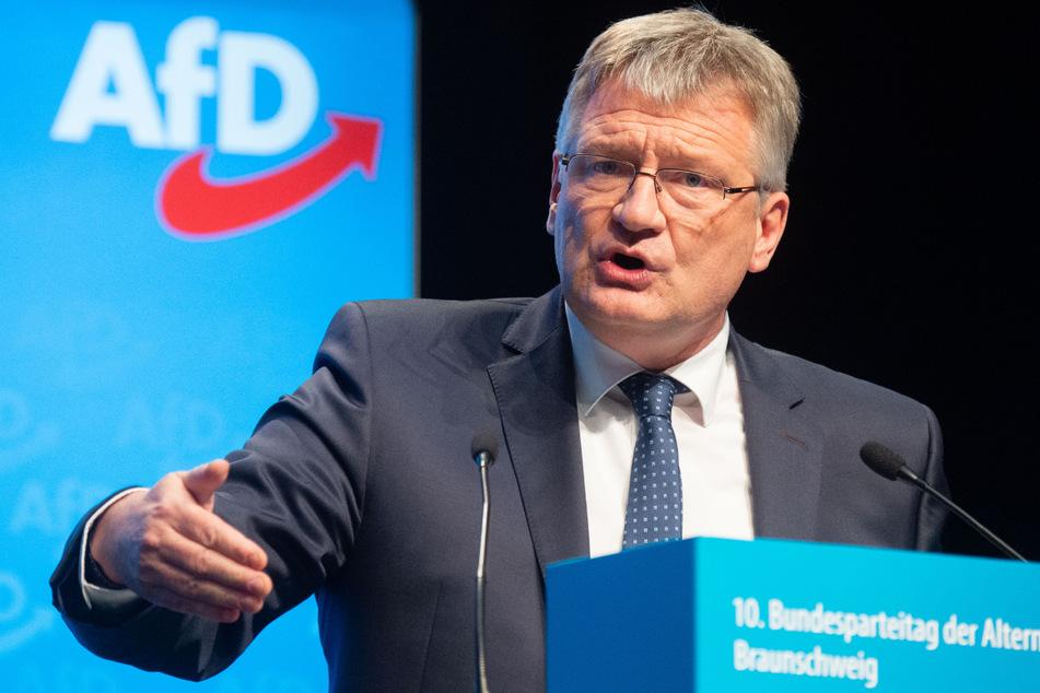 Jörg Meuthen (58) watschte den Minister auf Facebook ab.
