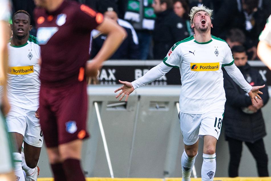 Josip Drmic (27) spielte bis zum vergangenen Sommer bei Borussia Mönchengladbach, kam verletzungsbedingt aber nur zu wenigen Einsätzen.