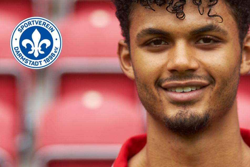 Ein Mainzer für die Lilien: SV Darmstadt 98 verpflichtet neuen Stürmer