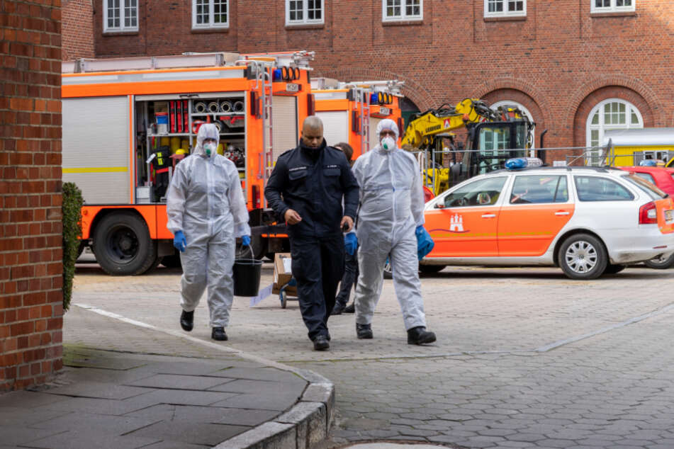 Hamburg: Erneuter Coronavirus-Fall bei Hamburger Feuerwehr