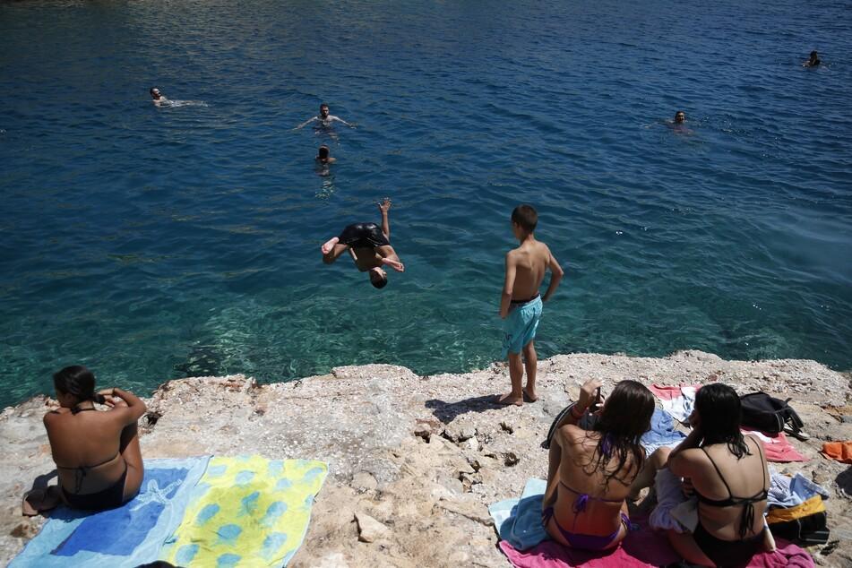 Griechenland ist ein beliebtes Urlaubsziel und trotz Corona dürfen nun auch wieder Israelis dorthin reisen.