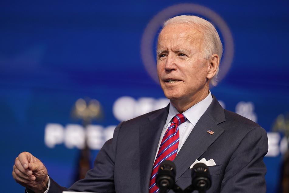 Joe Biden (78), Gewählter Präsident (President-elect) der USA, hat seine Landsleute auf eine deutlich abgeänderte Amtseinführung eingestimmt.