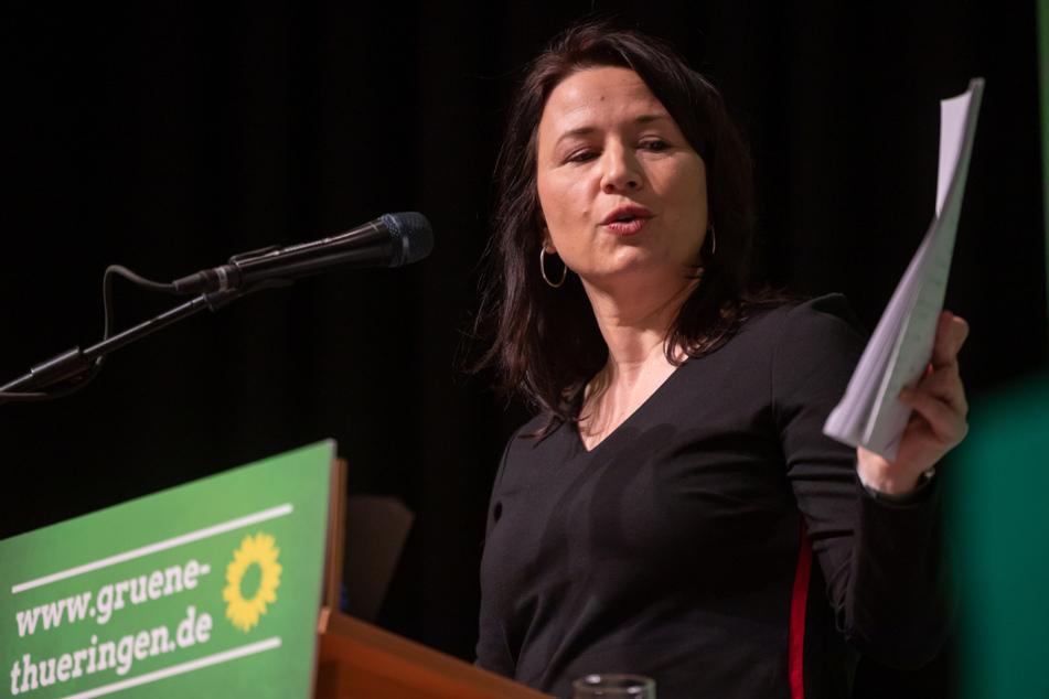 Thüringens Umweltministerin Anja Siegesmund (43, Grüne) rechten mit ansteigenden Infektionszahlen.