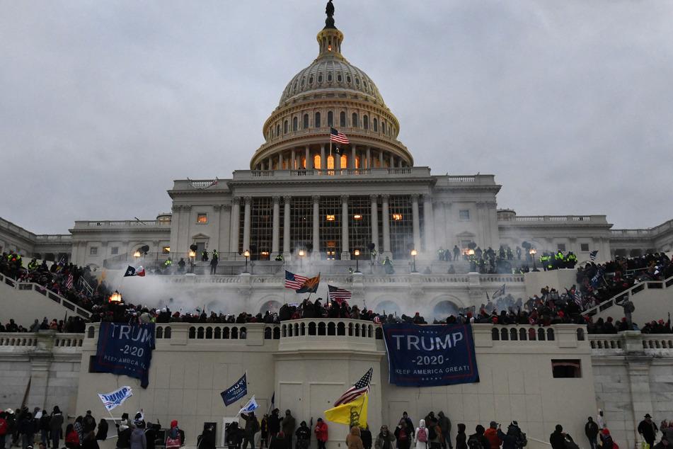 Der Ansturm auf das Kapitol beschäftigt nach wie vor die US-Politik.