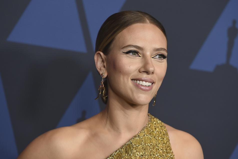 """Scarlett Johansson spielt die titelgebende Heldin in """"Black Widow""""."""