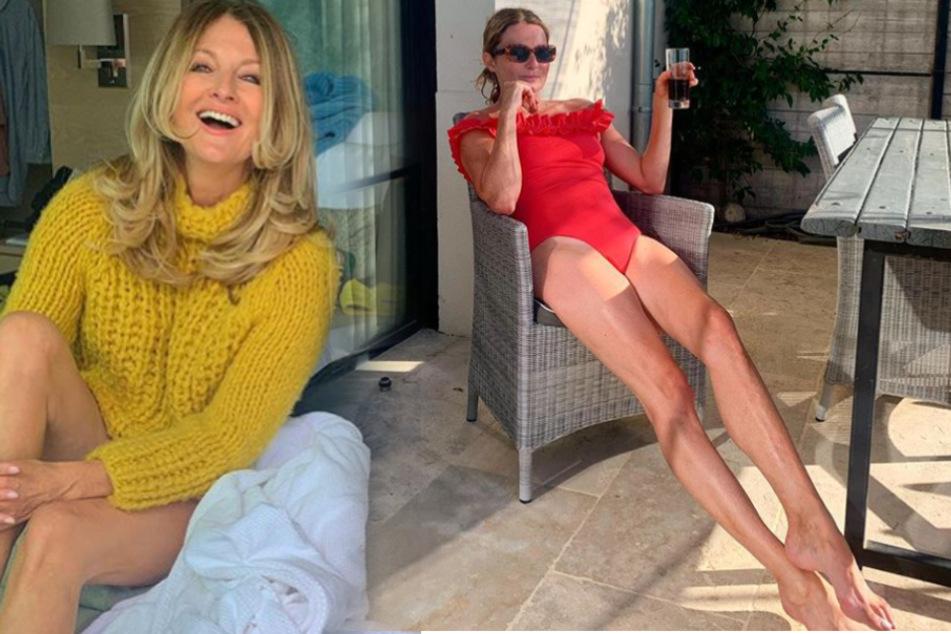 """Frauke Ludowig wegen """"krüppeliger Füße"""" beleidigt: Ihr Bodyshaming-Statement ist stark!"""