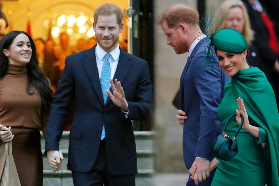 Royals gehen offline: Meghan und Harry haben keinen Bock mehr auf soziale Medien