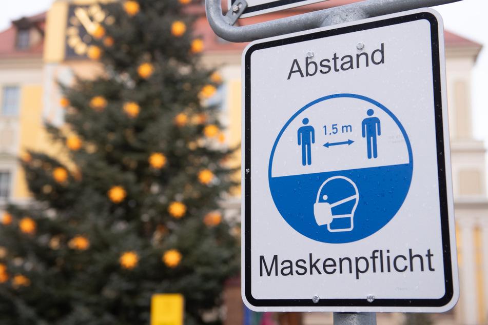 Dresden: Sachsen verschärft Corona-Maßnahmen an Weihnachten