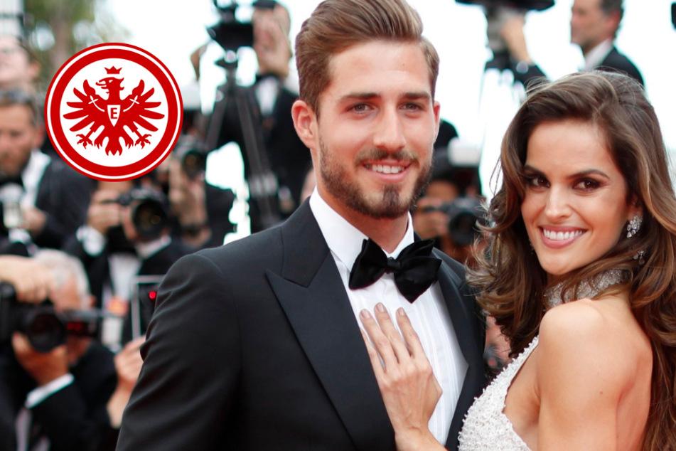 Wegen Coronavirus: Eintracht-Keeper Trapp muss Hochzeit mit Model verschieben
