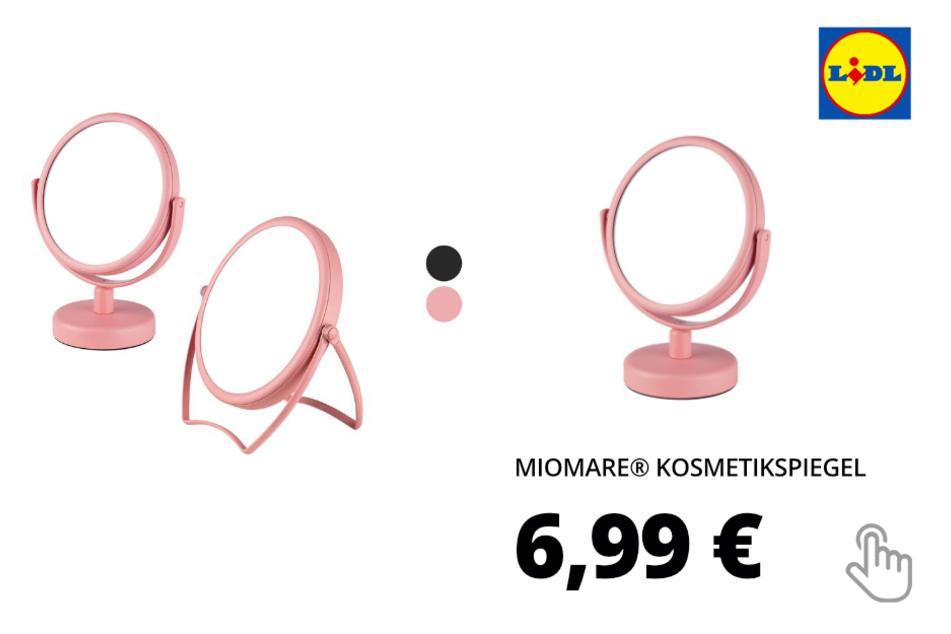 MIOMARE® Kosmetikspiegel