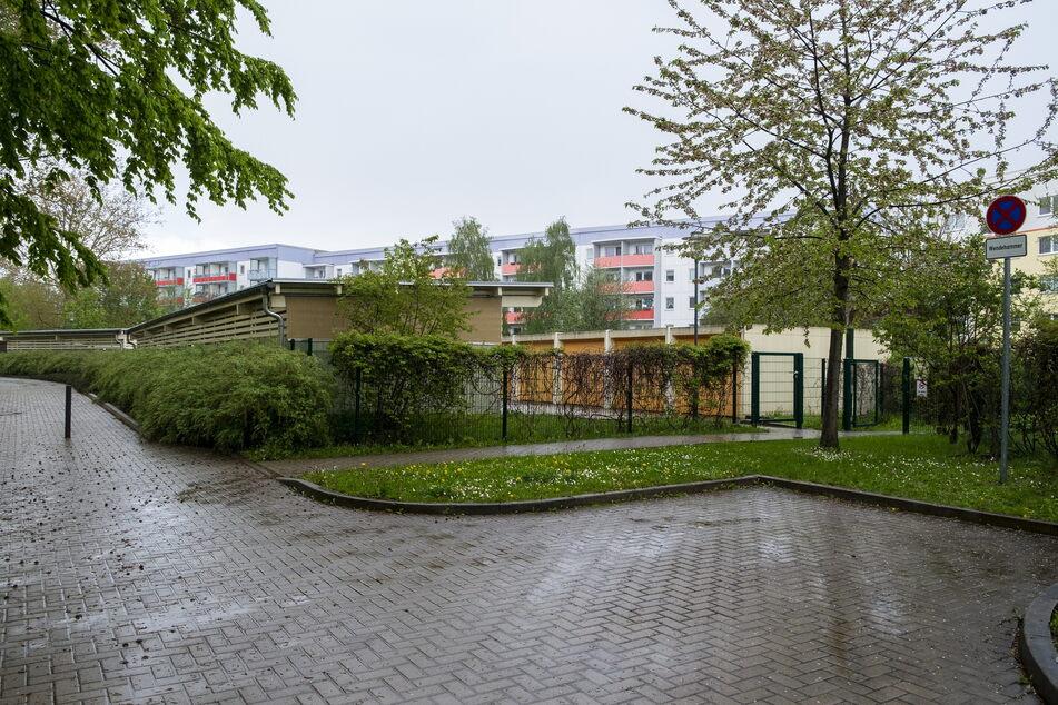 Die Friedrich-Viertel-Straße in Chemnitz. Hier suchte das NSU-Trio Unterschlupf.