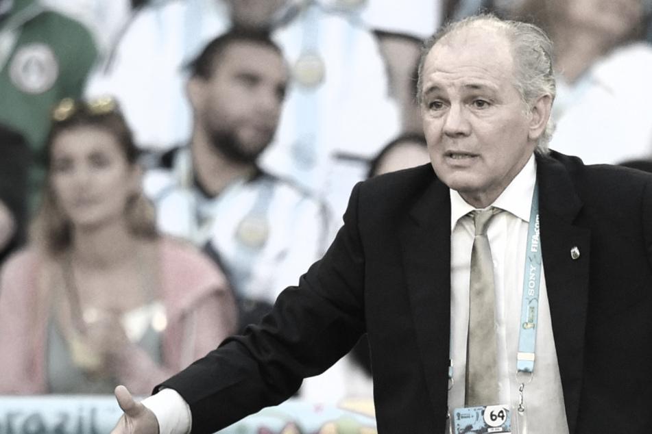 Argentinien trauert um Alejandro Sabella (†66): Ex-Nationaltrainer tot!