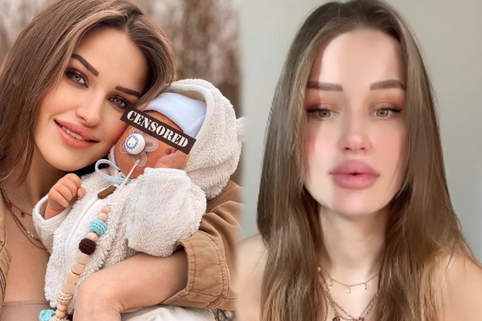 """GNTM-Neele über Depressionen während der Schwangerschaft: """"Ich habe jeden Tag geweint"""""""