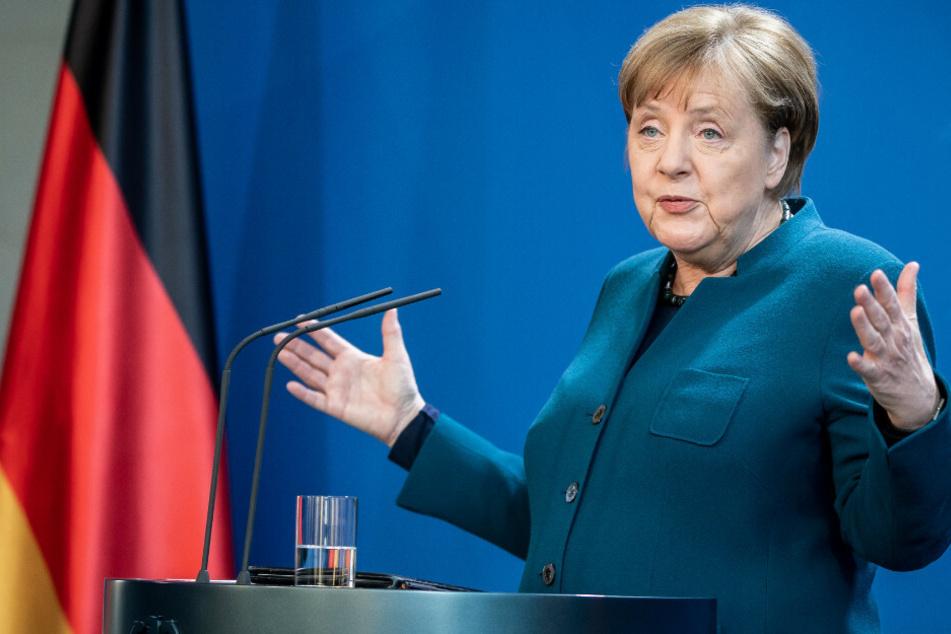 Bundeskanzlerin Angela Merkel (CDU) ist negativ auf das Coronavirus getestet worden.