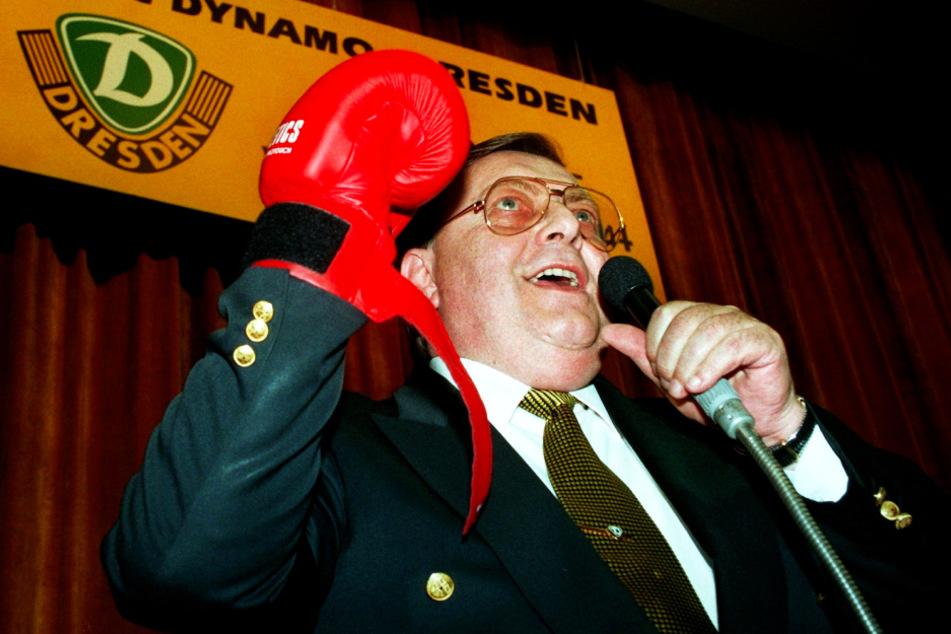 Ex-Präsident Rolf-Jürgen Otto führte Dynamo in seiner Regentschaft wie ein Sonnenkönig.