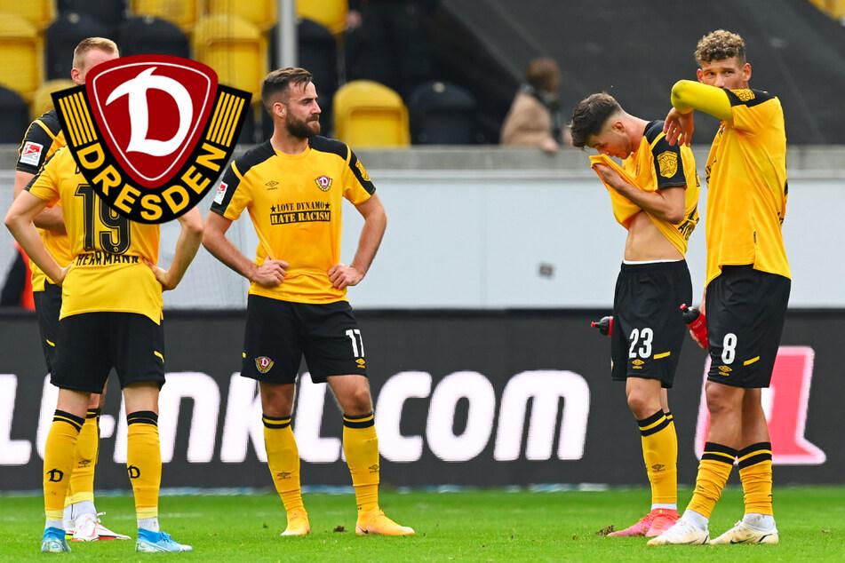 Dynamo-Noten gegen den 1. FC Nürnberg: Chris Löwe fällt auf, Julius Kade ab!