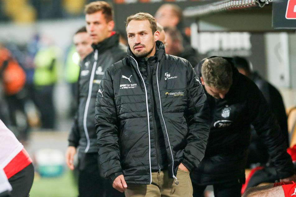 Will am Samstag seine Quarantäne für Arbeitszwecke verlassen: FSV-Sportdirektor Toni Wachsmuth. Die Erlaubnis vom Gesundheitsamt Leipzig, seinem Wohnort, liegt aber noch nicht vor.