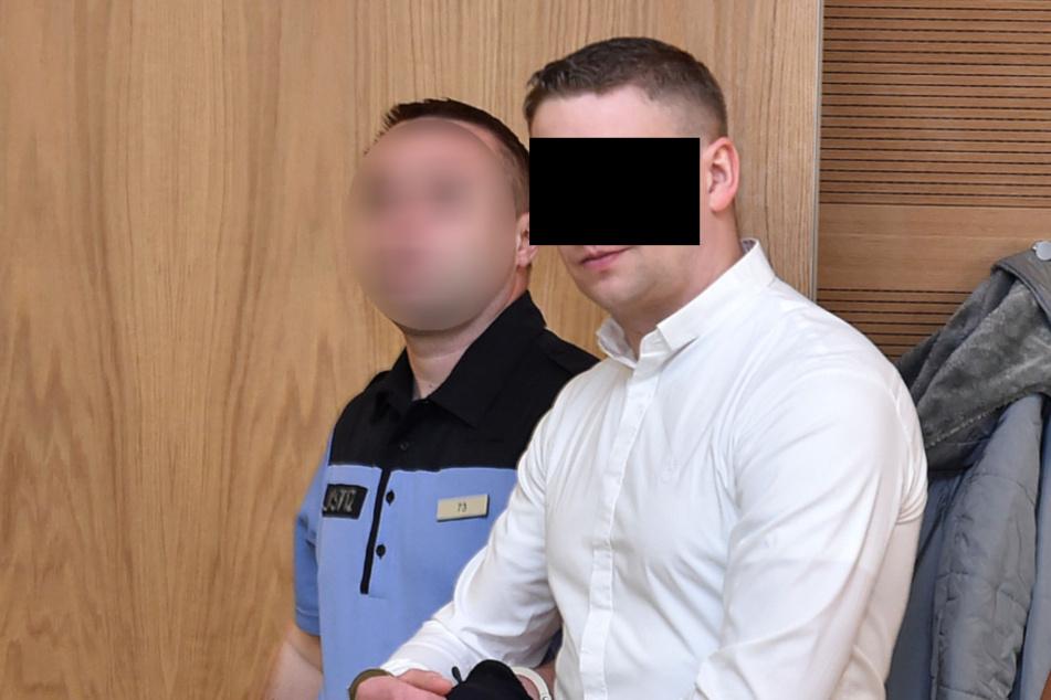 Grzegorz C. (36) soll Chef der Bande gewesen sein, die Autos für 1,7 Millionen Euro geklaut hat. Jetzt platzte der Prozess.
