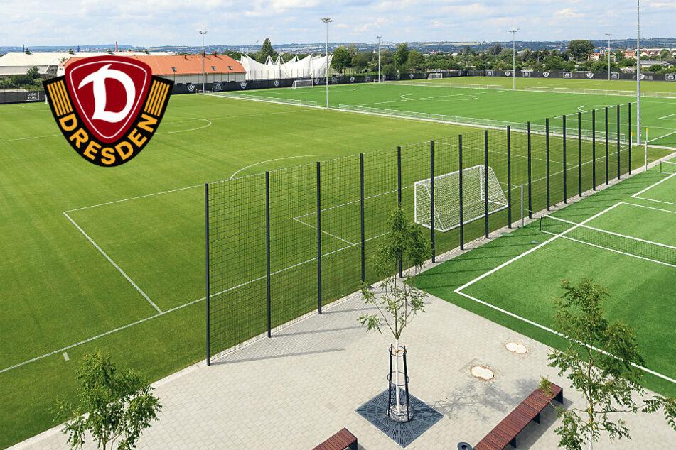 Keine Dynamo-Abschottung! Fans dürfen auch im neuen Trainingszentrum zuschauen