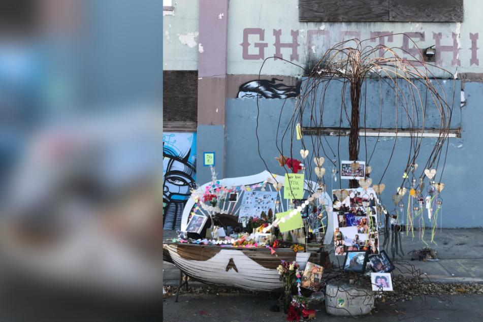 """Nach Feuer im """"Ghost Ship"""" mit 36 Toten: Betreiber bekennt sich schuldig"""