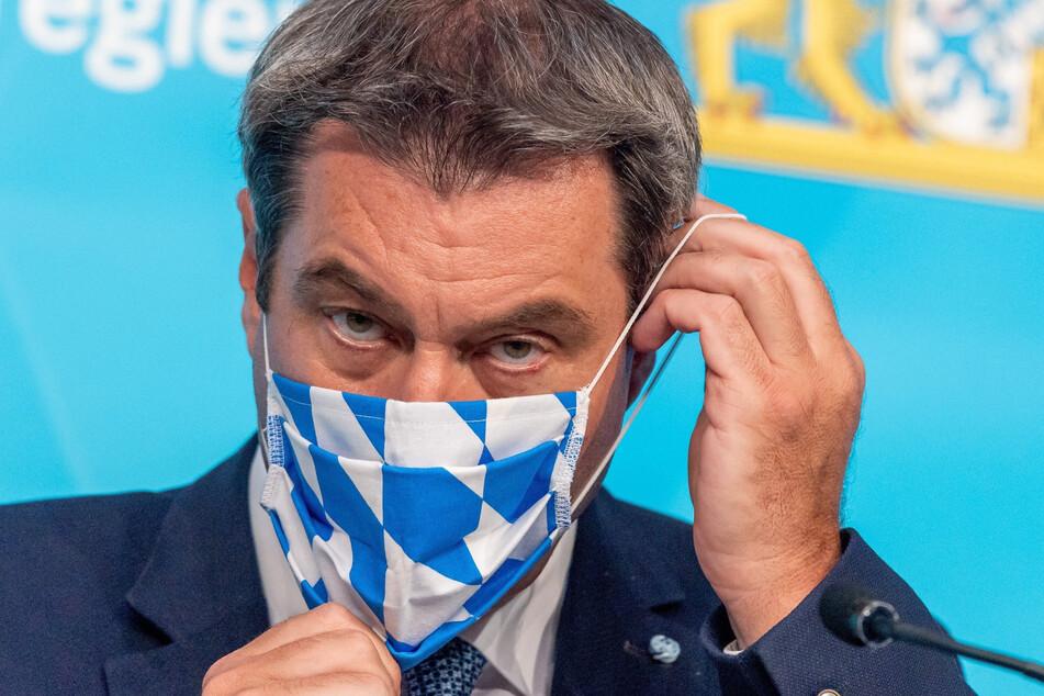 Angesichts der vielerorts steigenden Corona-Zahlen dringt Bayerns Ministerpräsident Markus Söder auf ein einheitlicheres Vorgehen bei den Anti-Corona-Maßnahmen.