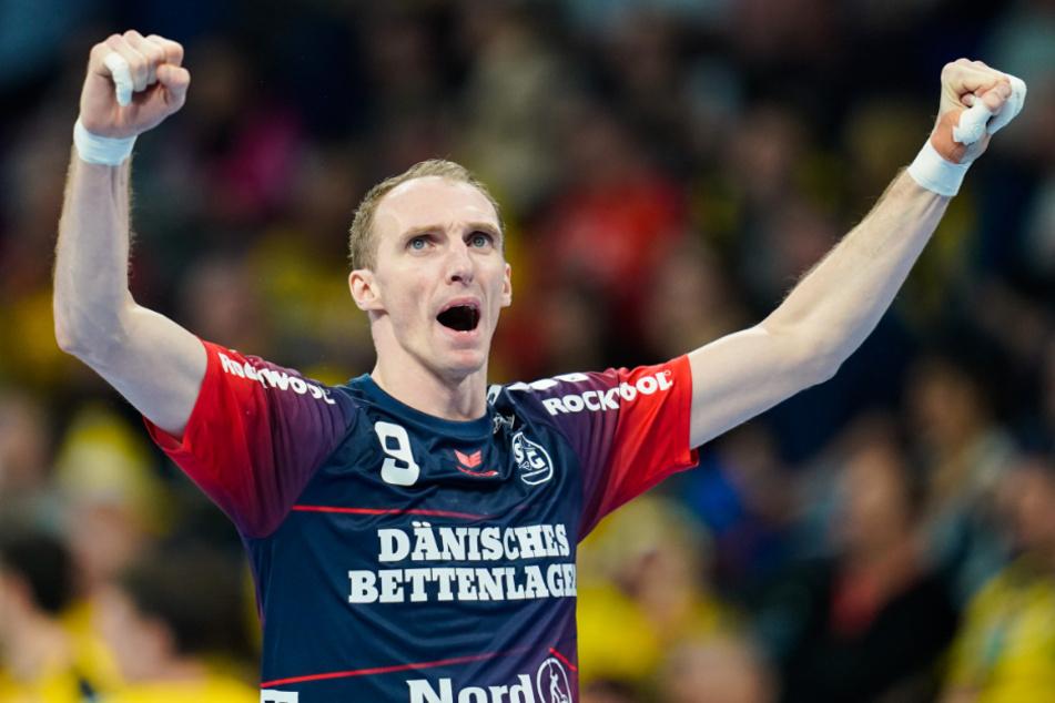 Der ehemalige deutscher Handballspieler Holger Glandorf (37) äußert sich ebenfalls verständnislos.