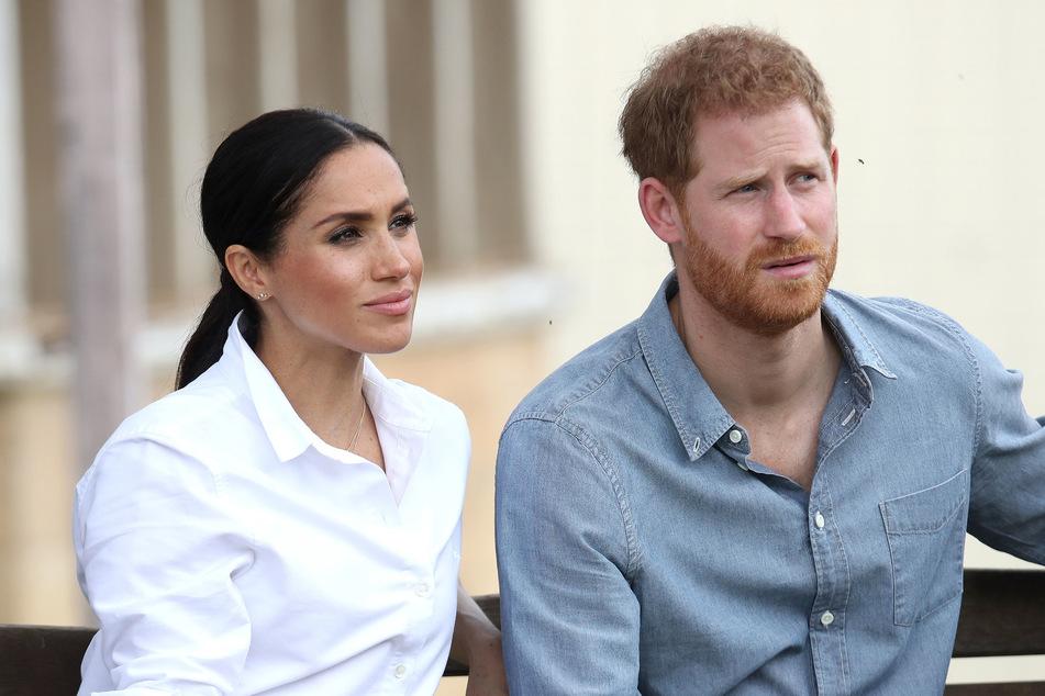 Medienprofi Meghan (39): Steuert sie ihre Außendarstellung und die ihres Ehemannes, Prinz Harry (36)?