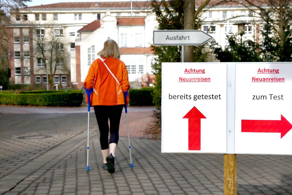 Aufnahmestopp! Coronavirus in Reha-Klinik in Hoppegarten ausgebrochen
