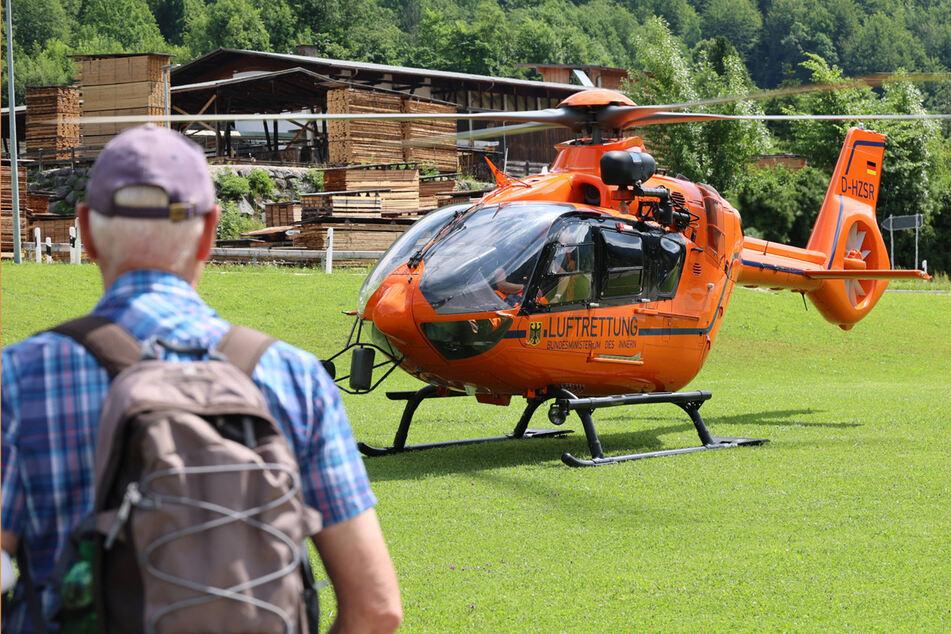 Beim Bergsteigen verirrt und abgestürzt: 71-Jähriger Sachse tot aufgefunden