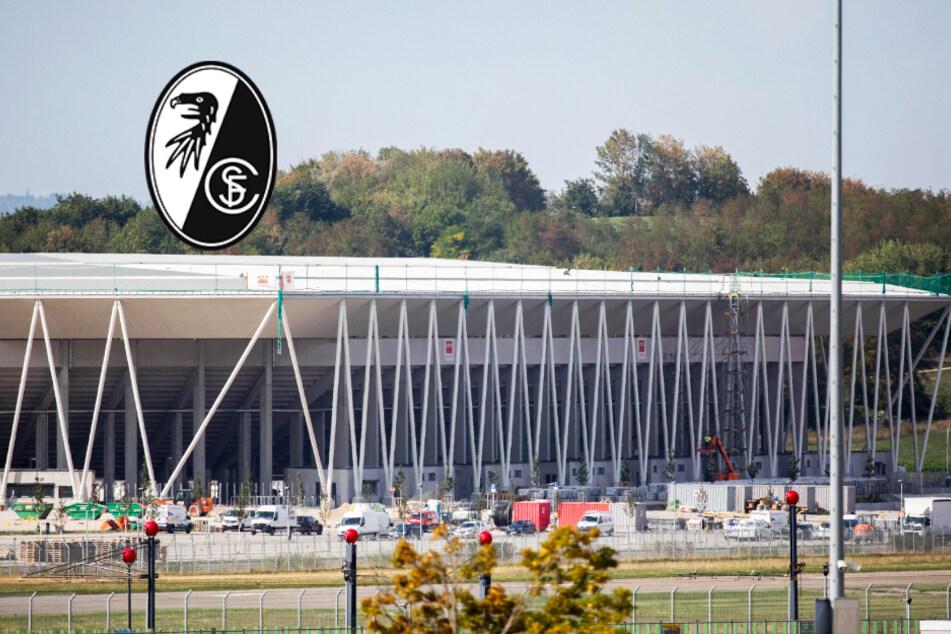 Die Fertigstellung des neuen SC-Freiburg-Stadions schreitet voran