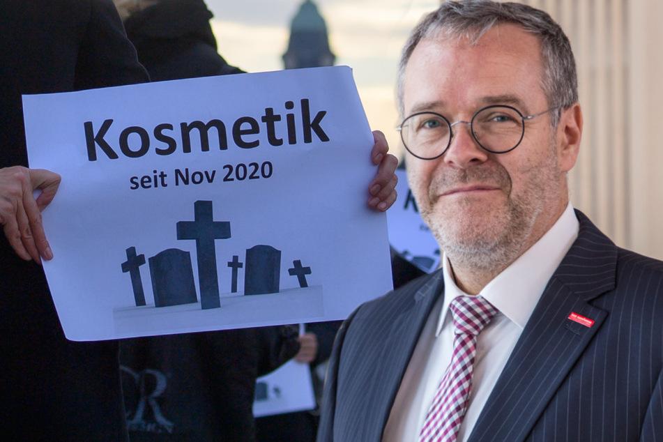 """""""Ernste Lage"""": Handwerk in Sachsen schlägt Alarm"""