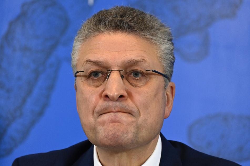 Die Corona-Lage ist laut RKI-Chef Lothar Wieler (59) weiterhin sehr Ernst.