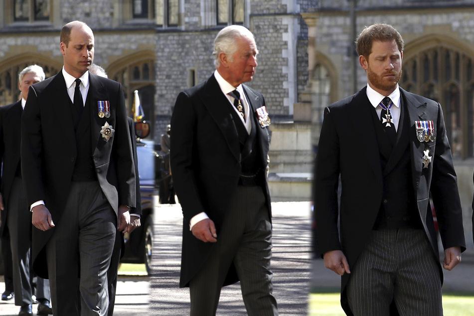 Fliegt Harry vor Queen-Geburtstag zurück? Keine Aussprache mit William