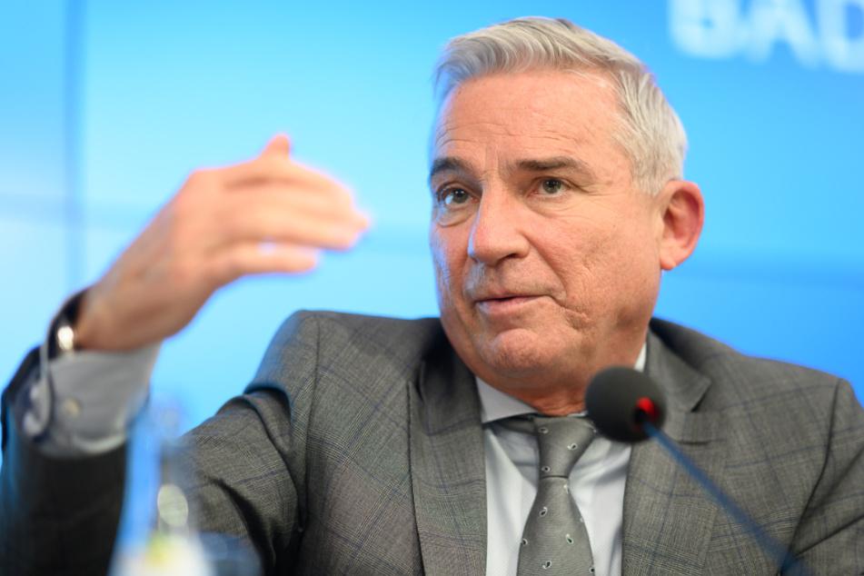 Der baden-württembergische Innenminister und stellvertretende CDU-Chef Thomas Strobl will nicht zu viele Hoffnungen wecken.