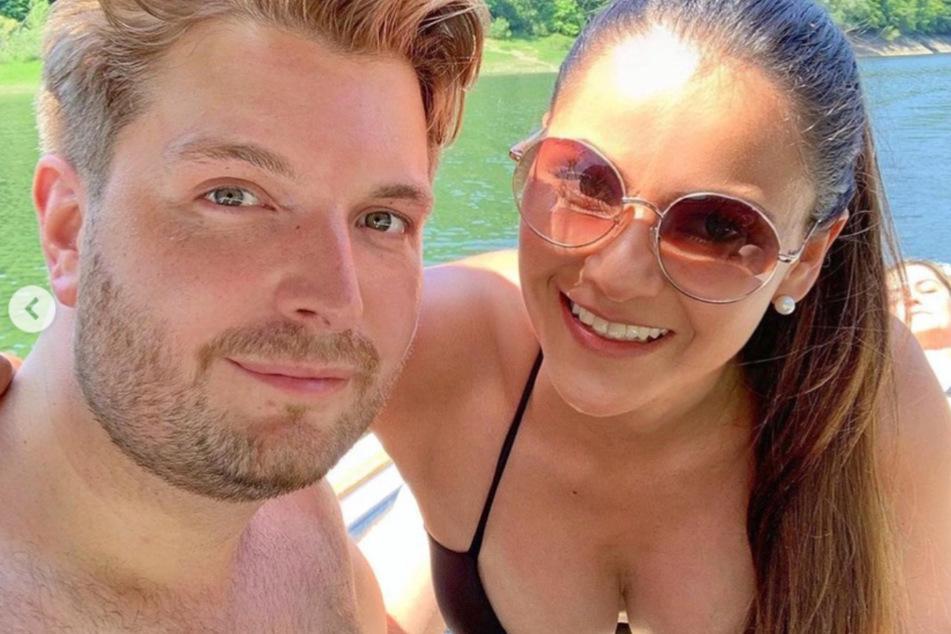 Kattia Vides (33) und ihr Verlobter Patrick Weilbach sind seit 2018 ein Paar.