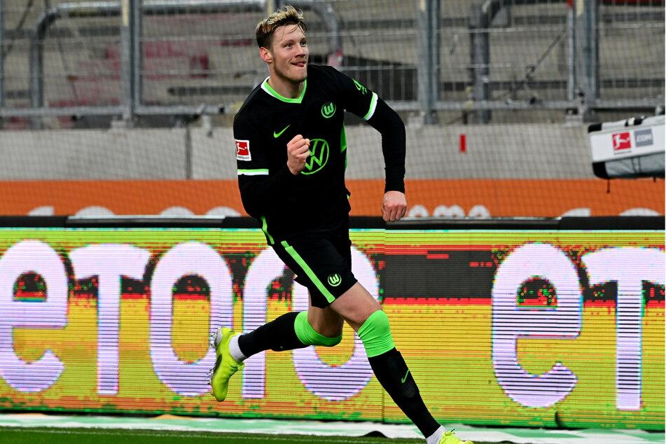 Wolfsburgs Sturmtank Wout Weghorst (28) hat entscheidenden Anteil am Höhenflug des VfL.