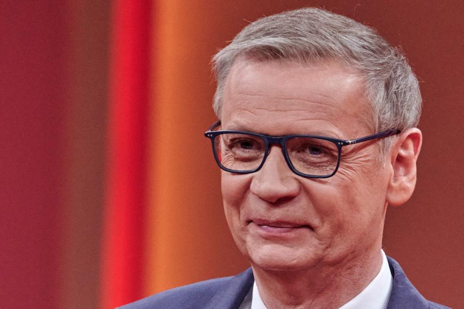 """Günther Jauch (65) wird bei """"Wer wird Millionär"""" nur selten mit einem Highlighter geschminkt."""