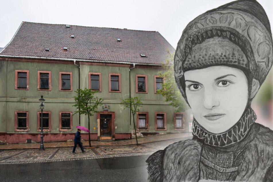 Borten-Königin Barbara Uthmann: Elterlein ehrt Erzgebirgs-Legende