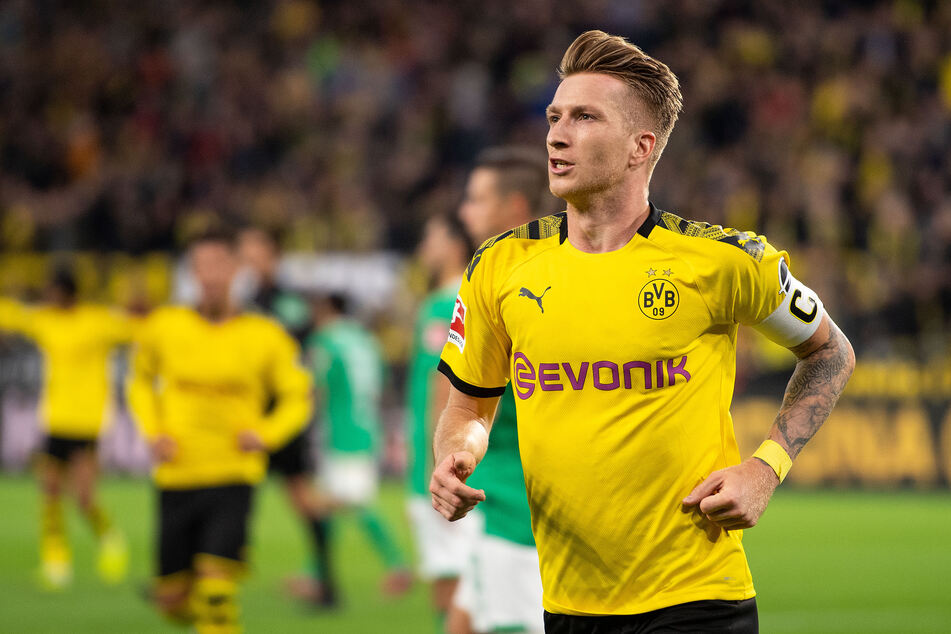 Is Marco Reus (31) finally ready for his comeback?