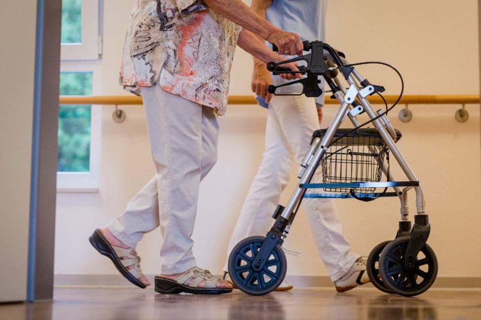 Berlin: Coronavirus in Berliner Pflegeheim: 16 Bewohner und vier Pfleger erkrankt