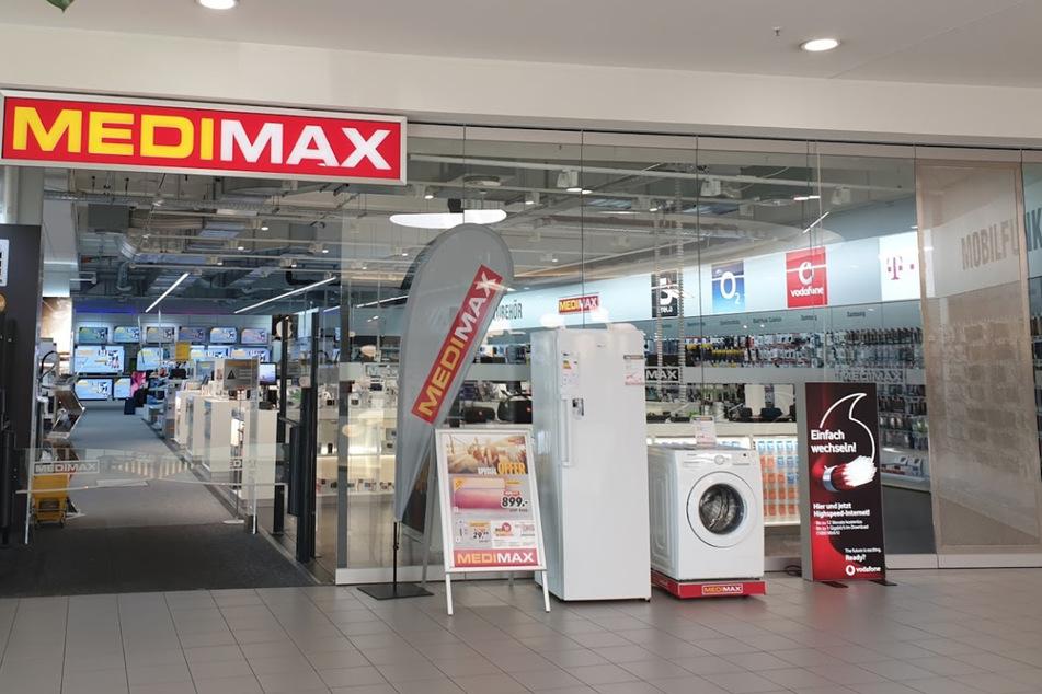 MEDIMAX Dresden liefert Technik jetzt bis vor Eure Haustür